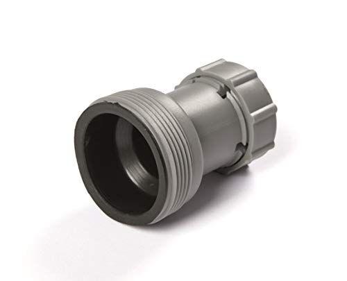 """Bestway, Coppia di adattatori riduttori per tubi da 38"""" a 32"""" per filtro piscina"""
