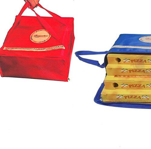 cbi portapizza termico trasportino 2 posti oppure 4 posti contenitore box trasporto pizza (2 posti)