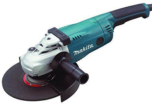 Makita GA9020 Smerigliatrice Angolare, 2000 W, 240 V, Blu