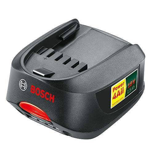 Bosch ART 26 Li Batteria Da 18 V/1,5 Ah-Li