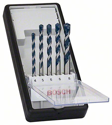 Bosch Set di punte per trapano Cyl-5