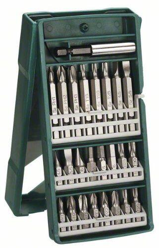 Bosch 2607019676 Set Mini X-Line, 25 Inserti Avvitamento