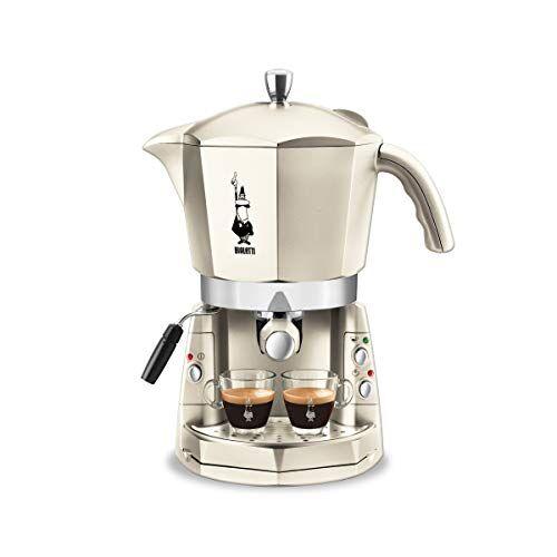 bialetti macchina caffè espresso, bianco