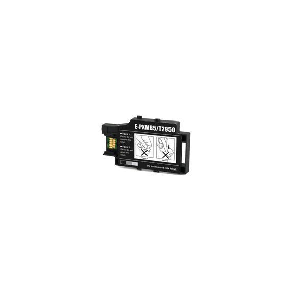 italy's cartridge maintenance box t2950 compatibile pxmb5 c13t295000 per epson wf-100w wf-110 - kit di manutenzione t2950