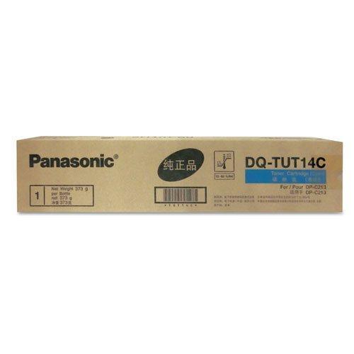Panasonic ORIGINALE PANASONIC DQ-TUT14C CIANO PER PANASONIC DP C213PM TUT14C CAPACITA' 14.000 PAGINE
