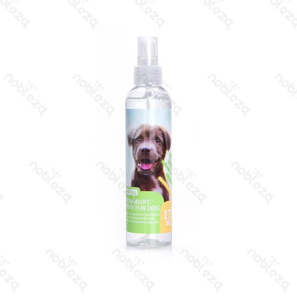 nobleza deodorante spary per cani 175mlml - per l'igiene dell'animale e dalla cuccia - delicato sulla pelle