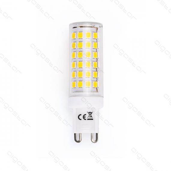 Aigostar LAMPADINA LED G9 5W 450 LUMEN 6500K LUCE FREDDA W16H60mm ANGOLO 360 GRADI EQUIVALE A 39W INCADESCENZA