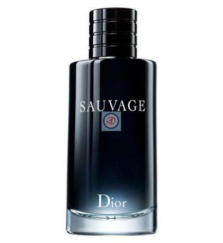 Christian Dior Sauvage eau de toilette 60ML spray vapo