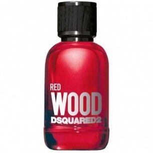 Dsquared2 Red Wood eau de toilette donna 50 ml vapo