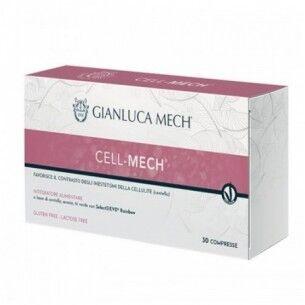 gianluca mech cell mech 30 compresse - integratore anticellulite