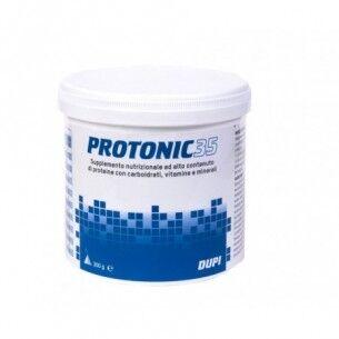 dupi italia protonic 35 gusto cappuccino - integratore di proteine 300 g