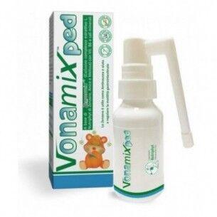Laboratori Nutriphyt Vonamix Ped Spray da 15 ml - Integratore alimentare utile come antinausea
