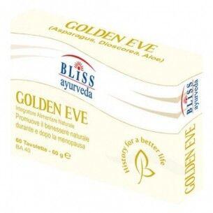 Bliss Ayurveda Golden eve 60 compresse - integratore alimentare per la menopausa