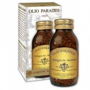 Dr. Giorgini Olio paradisi 100 softgel - integratore per il benessere del corpo