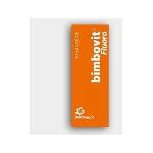 Pharmaguida Bimbovit Fluoro 30 Ml - Integratore alimentare Di Fluoro E Vitamine