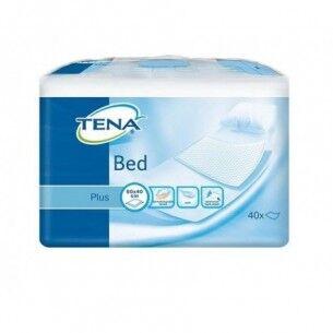 tena bed plus traverse 60 x 60 confezione da 40 teli