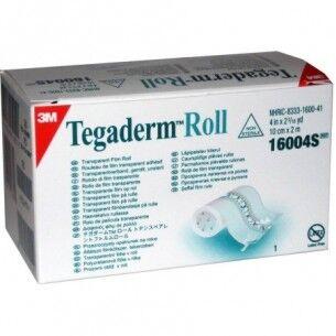 3M Tegaderm Roll - 1 rotolo cm10x 2m
