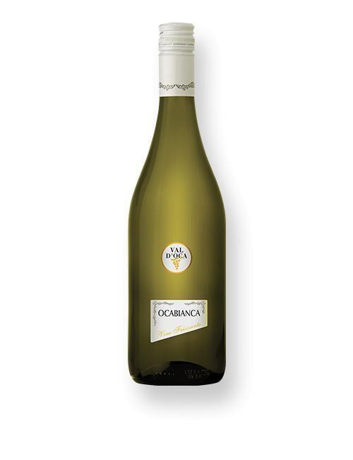VAL D'OCA OCA BIANCA Vino Frizzante Bianco Tappo a Vite Val D'Oca
