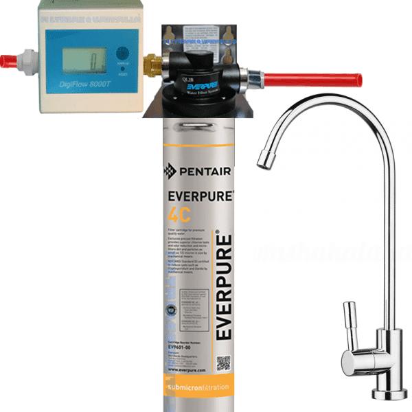 Everpure Kit Kit Everpure 4c Purificatore Acqua Per Microfiltrazione Acqua