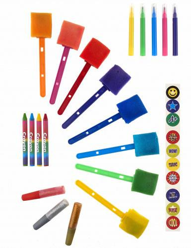 COLART France Kit accessori per disegno e pennelli magici Lefranc & Bourgeios Taglia Unica