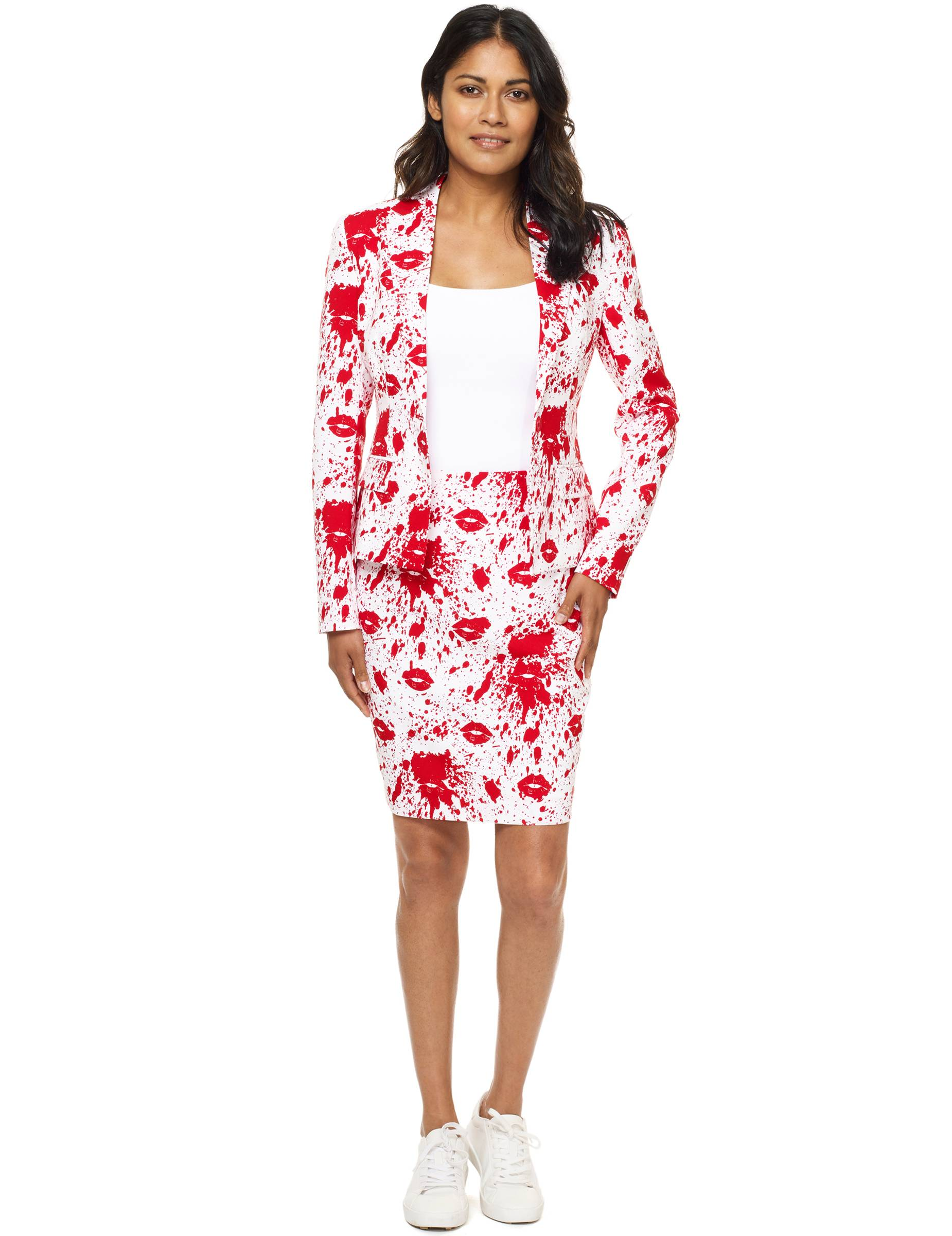 Vegaoo Costume Miss Bloody Opposuits donna - XL (46)