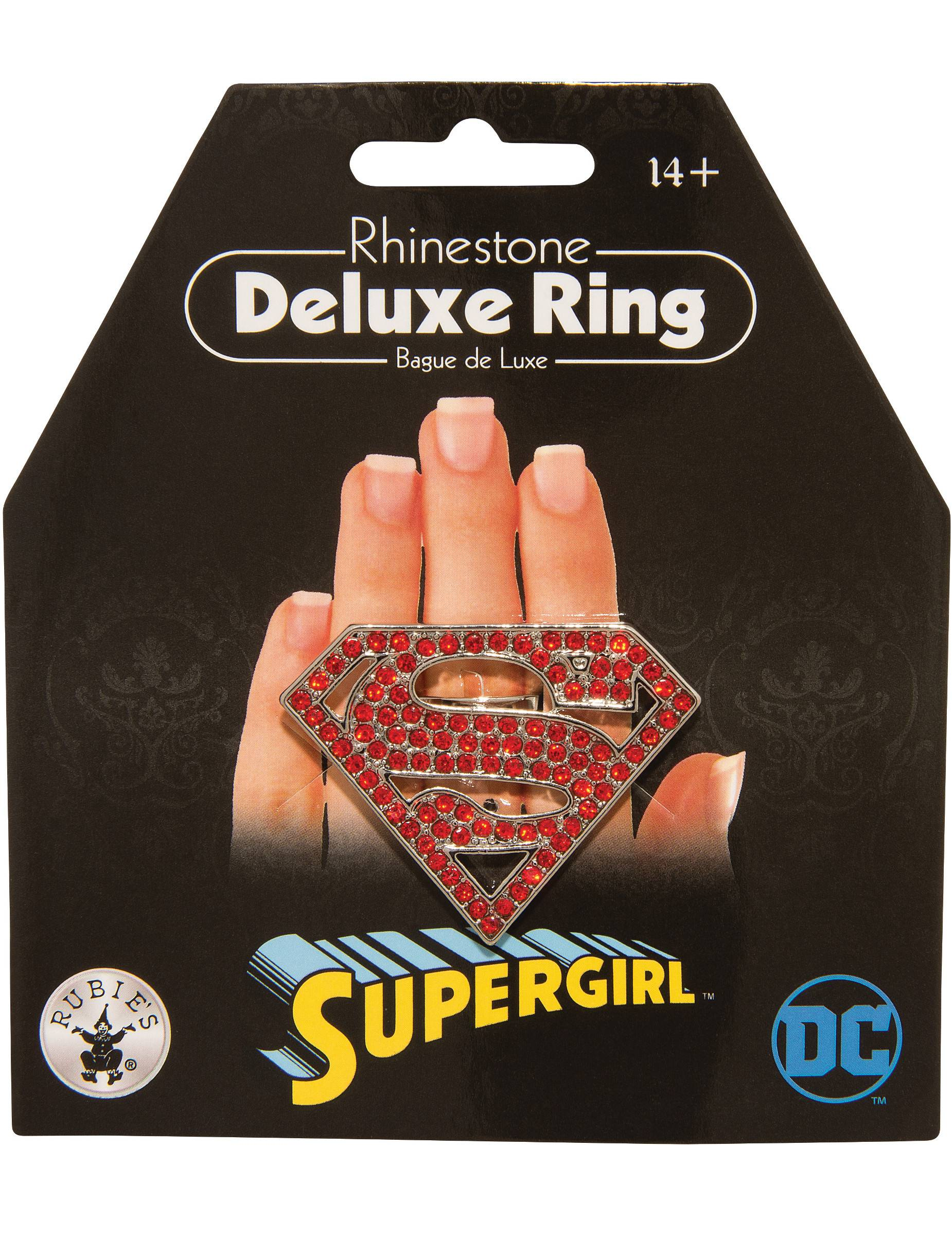Vegaoo Anello Supergirl