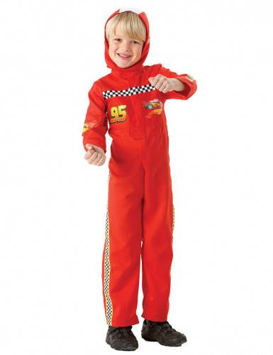 RUBIES FRANCE Costume Cars Saetta Mc QueenDisney Pixar bambino 7/8 anni (122/128)