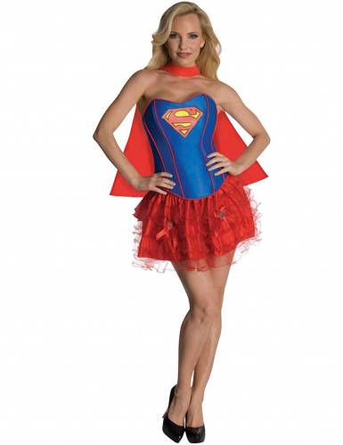 RUBIES ALL Costume Supergirlsexy adulto L
