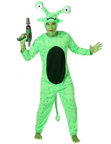 ATOSA Costume alieno verde uomo M / L