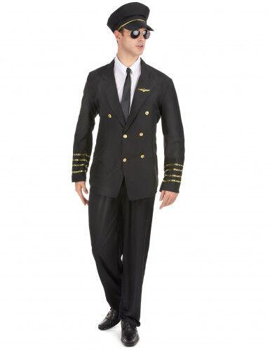 LUCIDA Costume comandante aeronautica uomo L