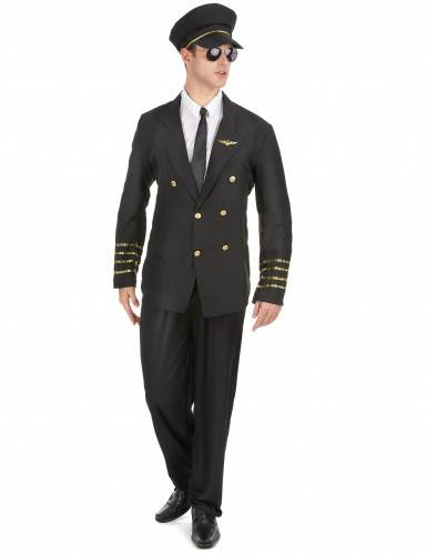 LUCIDA Costume comandante aeronautica uomo M