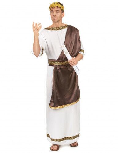 LUCIDA Costume da nobile romano per uomo L