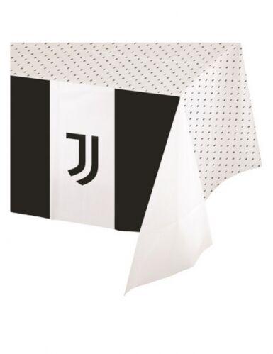 BIGIEMME SRL Tovaglia in plastica Juventus 120 x 180 cm Taglia Unica