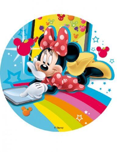 MODECOR Disco di amido Minnie & Friends Taglia Unica