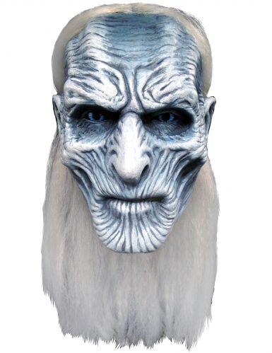 PALMER AGENCIES LTD Maschera estraneo Il trono di Spade deluxe per adulto Taglia Unica