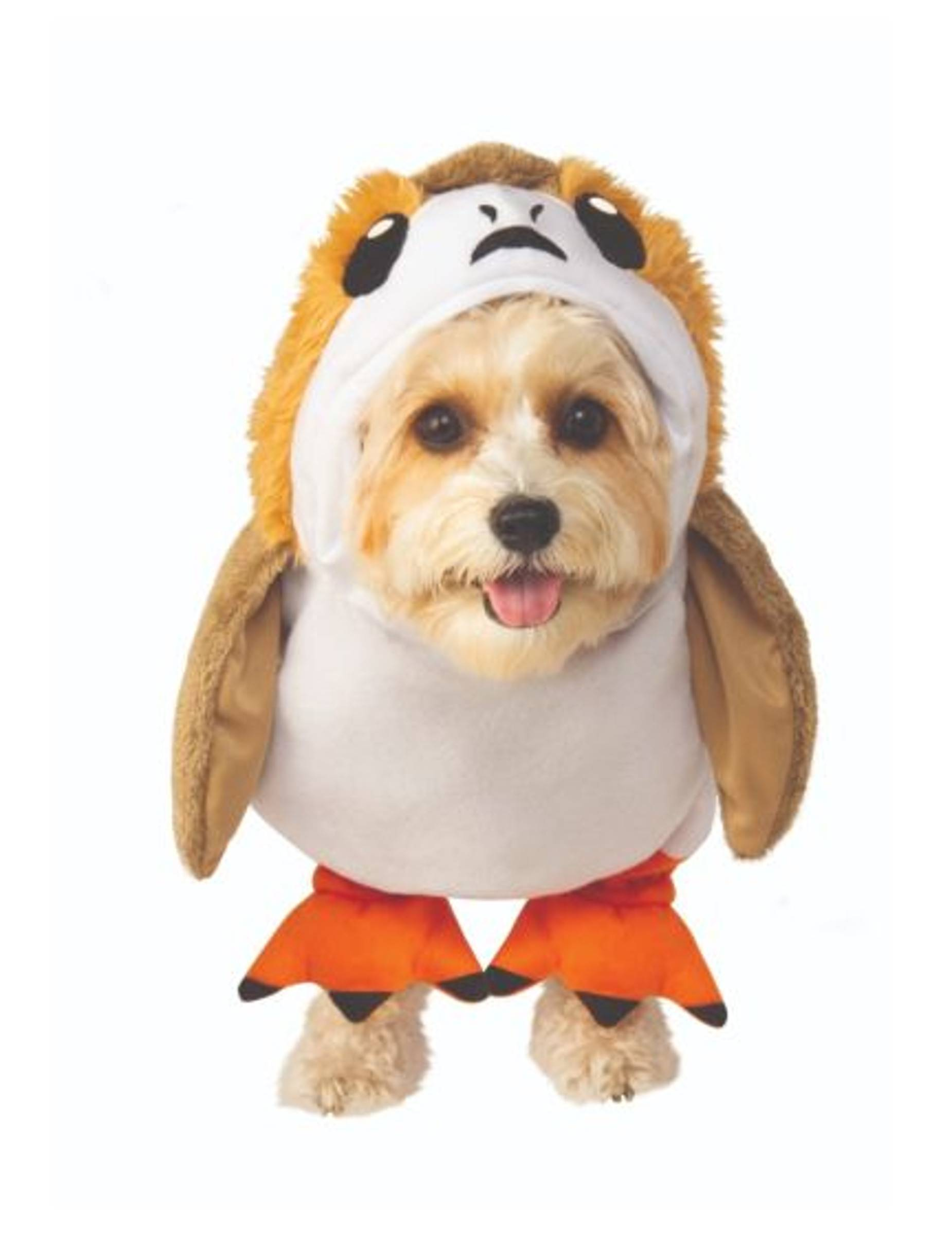 Vegaoo Costume Porg The Last Jedi Star Wars per cane - XL