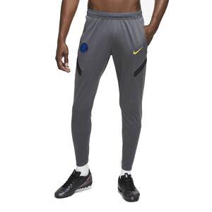 Nike Pantaloni Inter Strike, Taglia: L, Per adulto Uomo, Grigio, CK9618-021, IN SALDO!