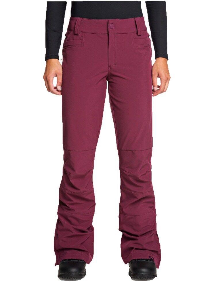 Roxy Pantaloni Donna Snowboard Creek, Taglia: S, Per adulto Donna, Viola, ERJTP03089-PSF0