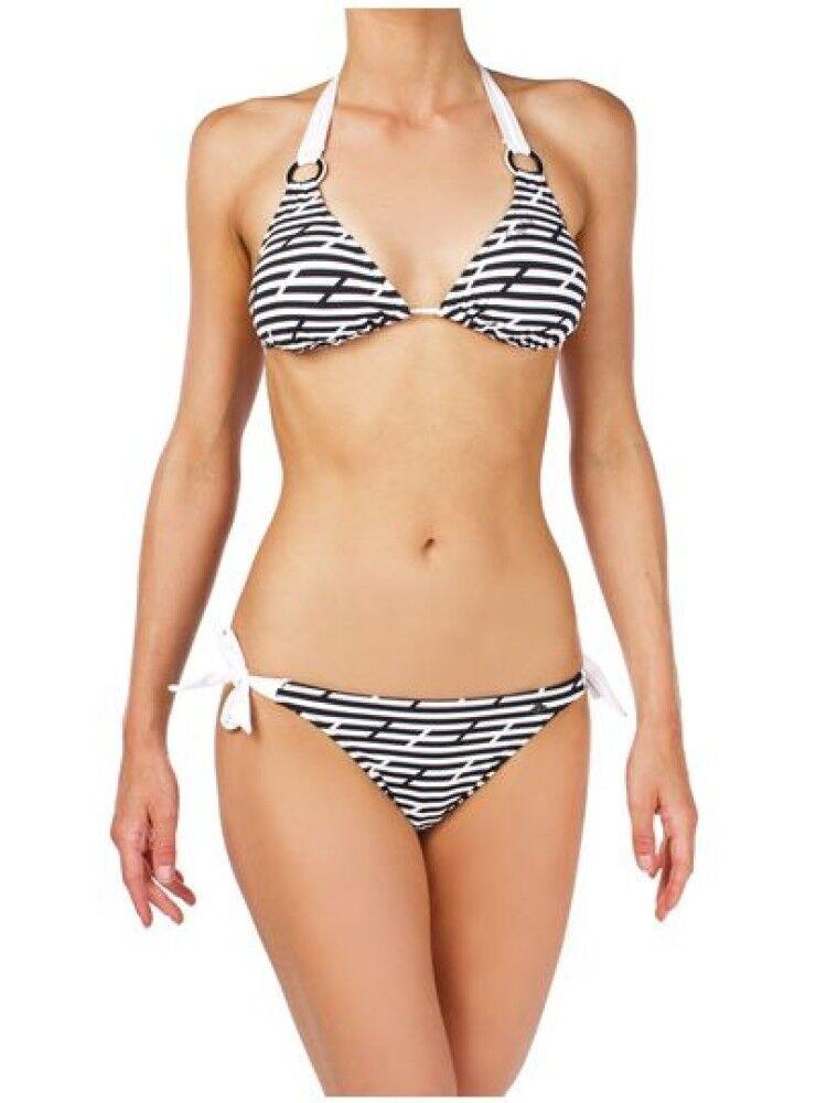 Protest Bikini donna Syl, Taglia: S, Per adulto Donna, Nero, 7621341-290