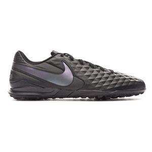 Nike Scarpe Calcetto Donna Tiempo Legend 8 Academy TF, Taglia: 37,5, Per adulto Donna, Nero, AT6100-010