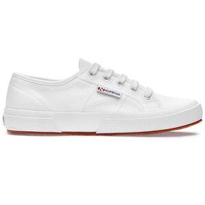 Superga Sneakers Scarpa donna Cot Classic, Taglia: 42, Per adulto Donna, Bianco, S000010 901