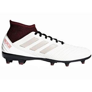 Adidas Scarpe Calcio Donna Predator 18.3 FG, Taglia: 38, Per adulto Donna, Grigio, DB2511