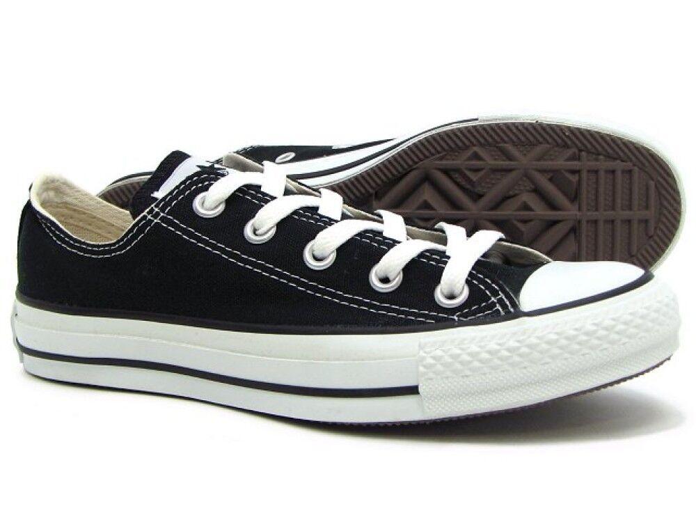 Converse Sneakers Scarpe Chuck Taylor Classic, Taglia: 41,5, Unisex, Nero, M9166, IN SALDO!