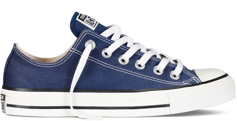 Converse Sneakers Scarpe CT All Star Basse, Taglia: 35, Unisex, Blu, M9697C, IN SALDO!