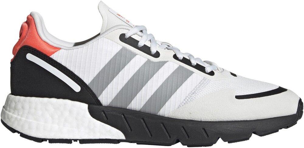Adidas Sneakers Scarpe Uomo ZX 1K Boost, Taglia: 44, Per adulto Uomo, Bianco, FY5648, IN SALDO!