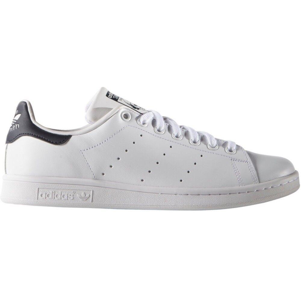 Adidas Sneakers Scarpa Stan Smith, Taglia: 46, Unisex, Bianco, M20325