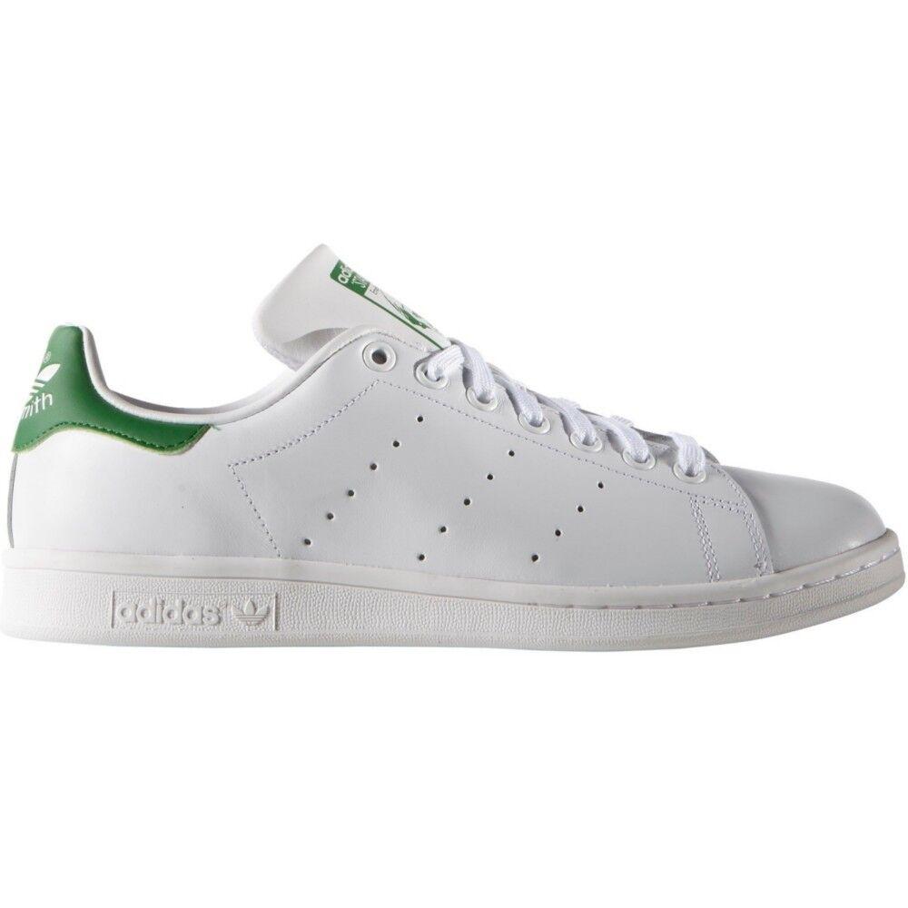 Adidas Sneakers Scarpa Stan Smith, Taglia: 42, Unisex, Bianco, M20324