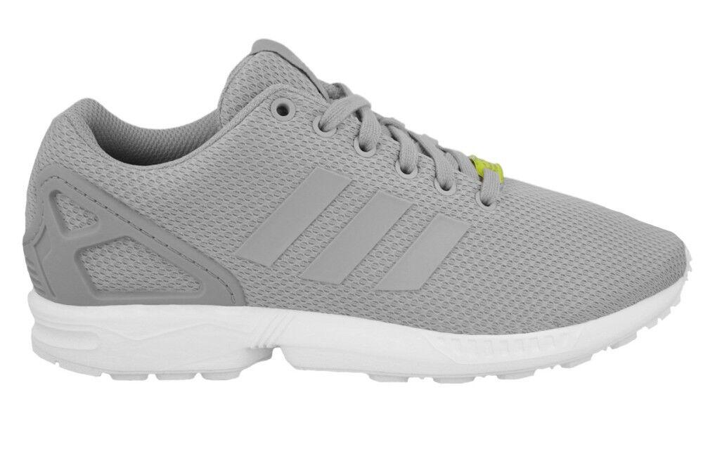 Adidas Sneakers Scarpa ZX Flux, Taglia: 44, Unisex, Grigio, M19838