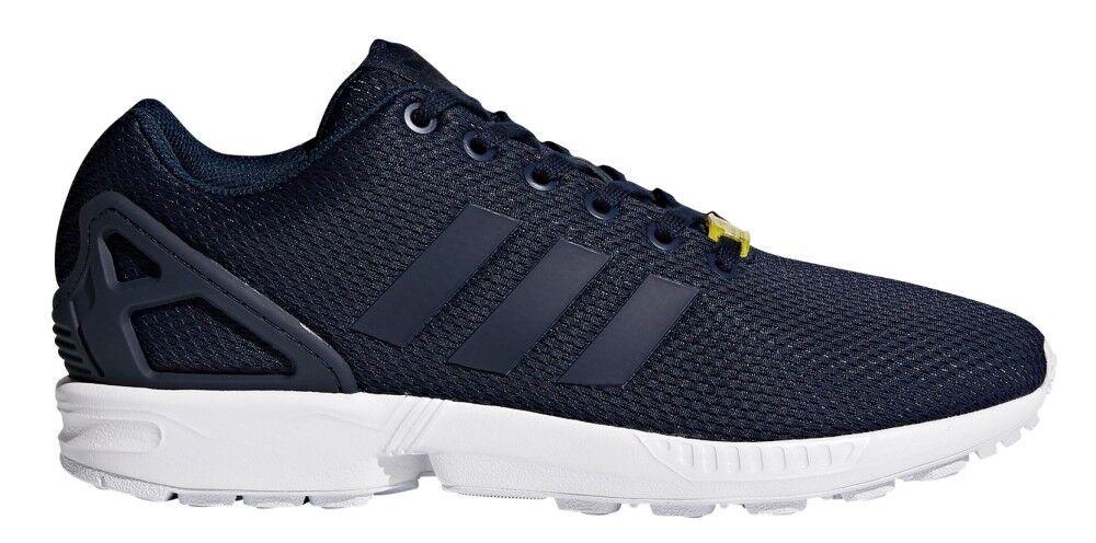 Adidas Sneakers Scarpa ZX Flux, Taglia: 44, Unisex, Blu, M19841
