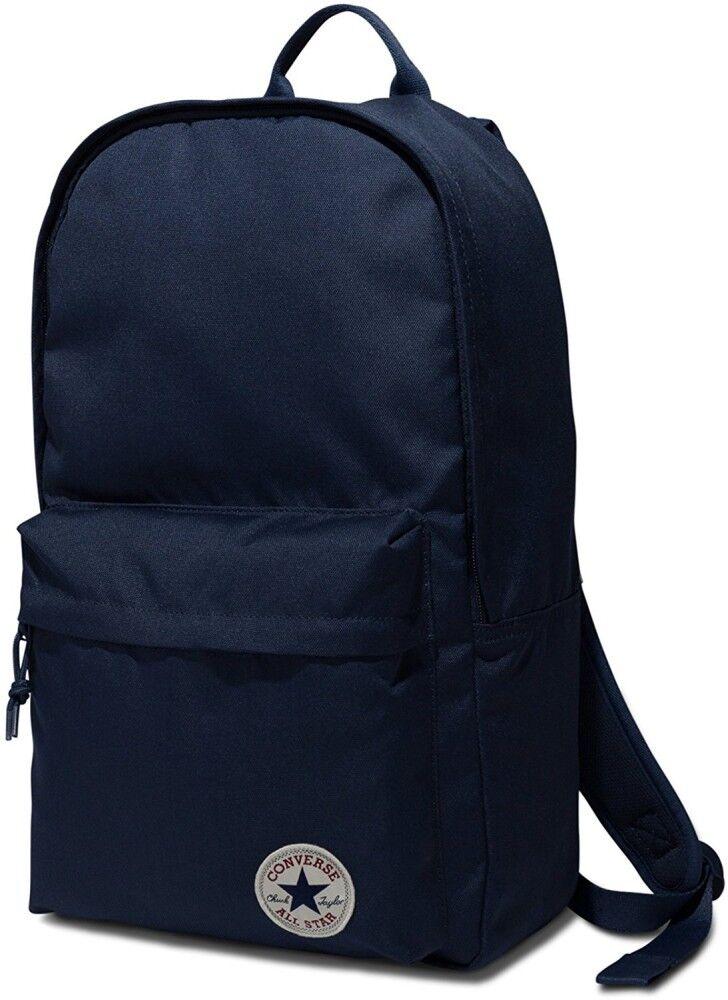 Converse Backpack Poly Core, Taglia: Unica, Unisex, Blu, 10003329 A02